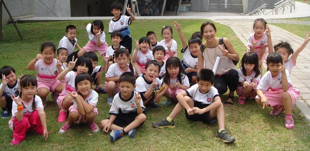 炤容老師的 blog