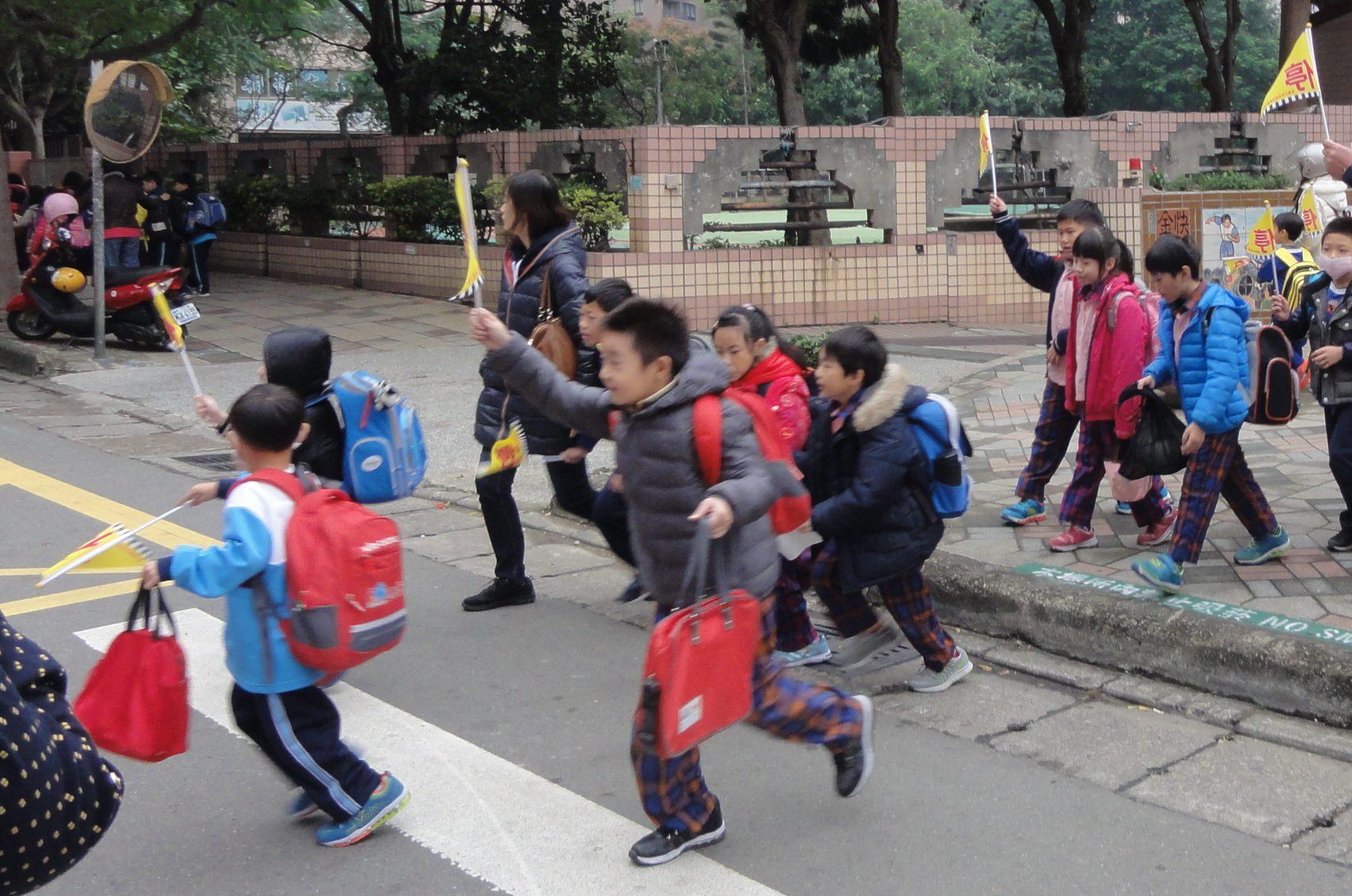 同安國小交通安全教育網站